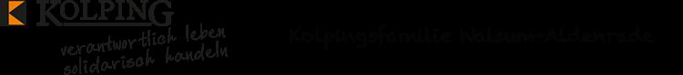 Kolpingsfamilie Walsum-Aldenrade